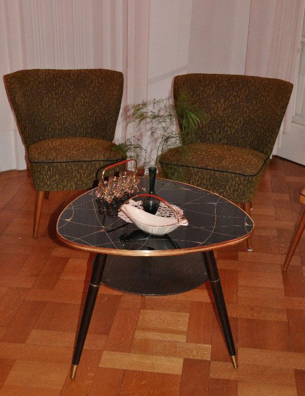 50er jahre m bel. Black Bedroom Furniture Sets. Home Design Ideas